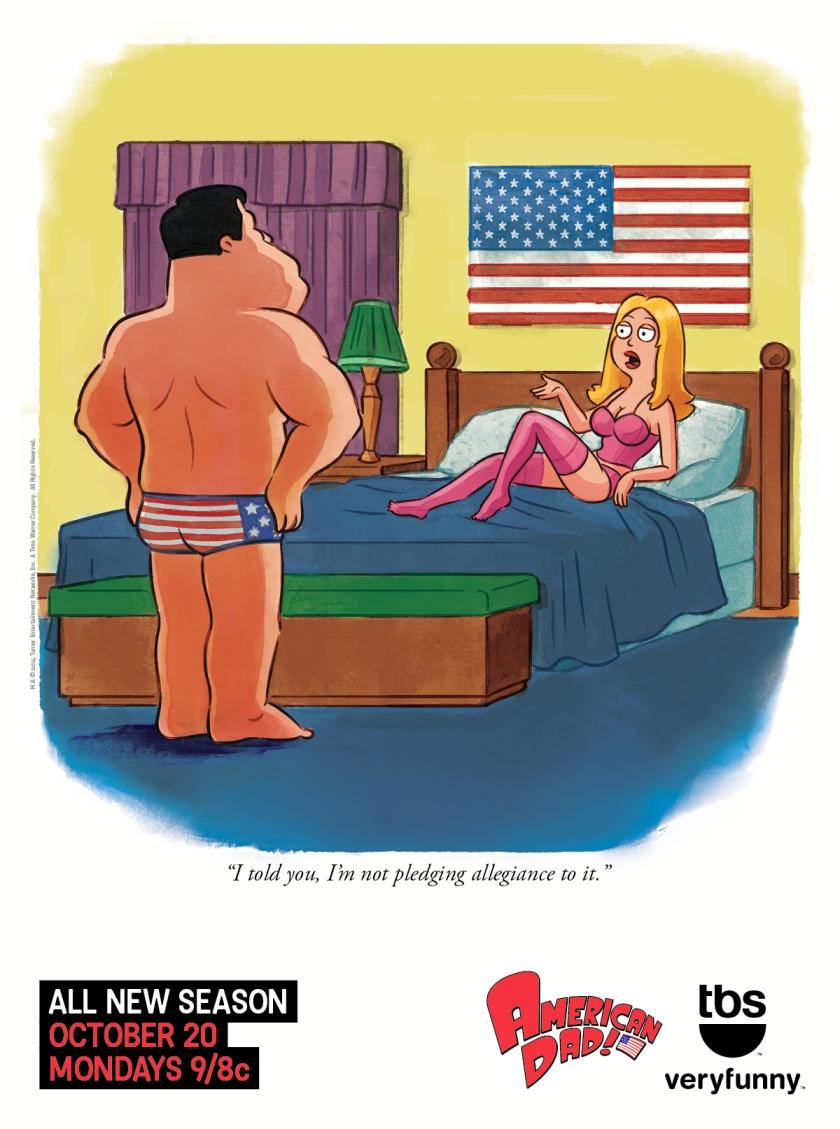 American Dad Playboy Ad