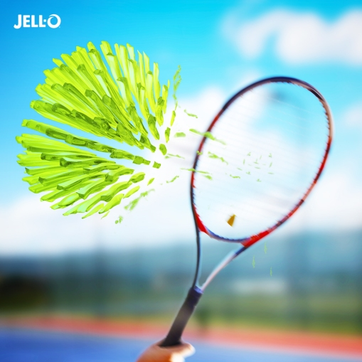 Jell-O: US Open