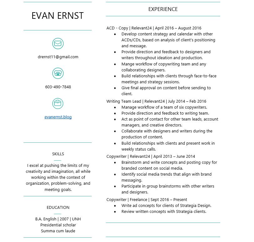 Resume2017