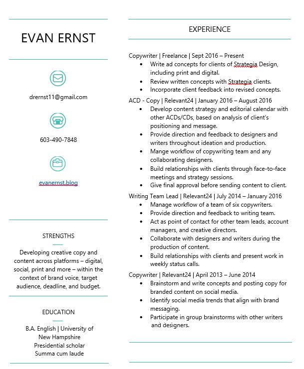 Resume2018